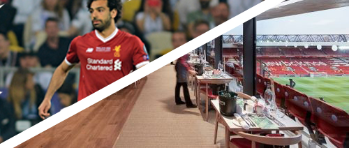 Incentive & Events @ Liverpool FC