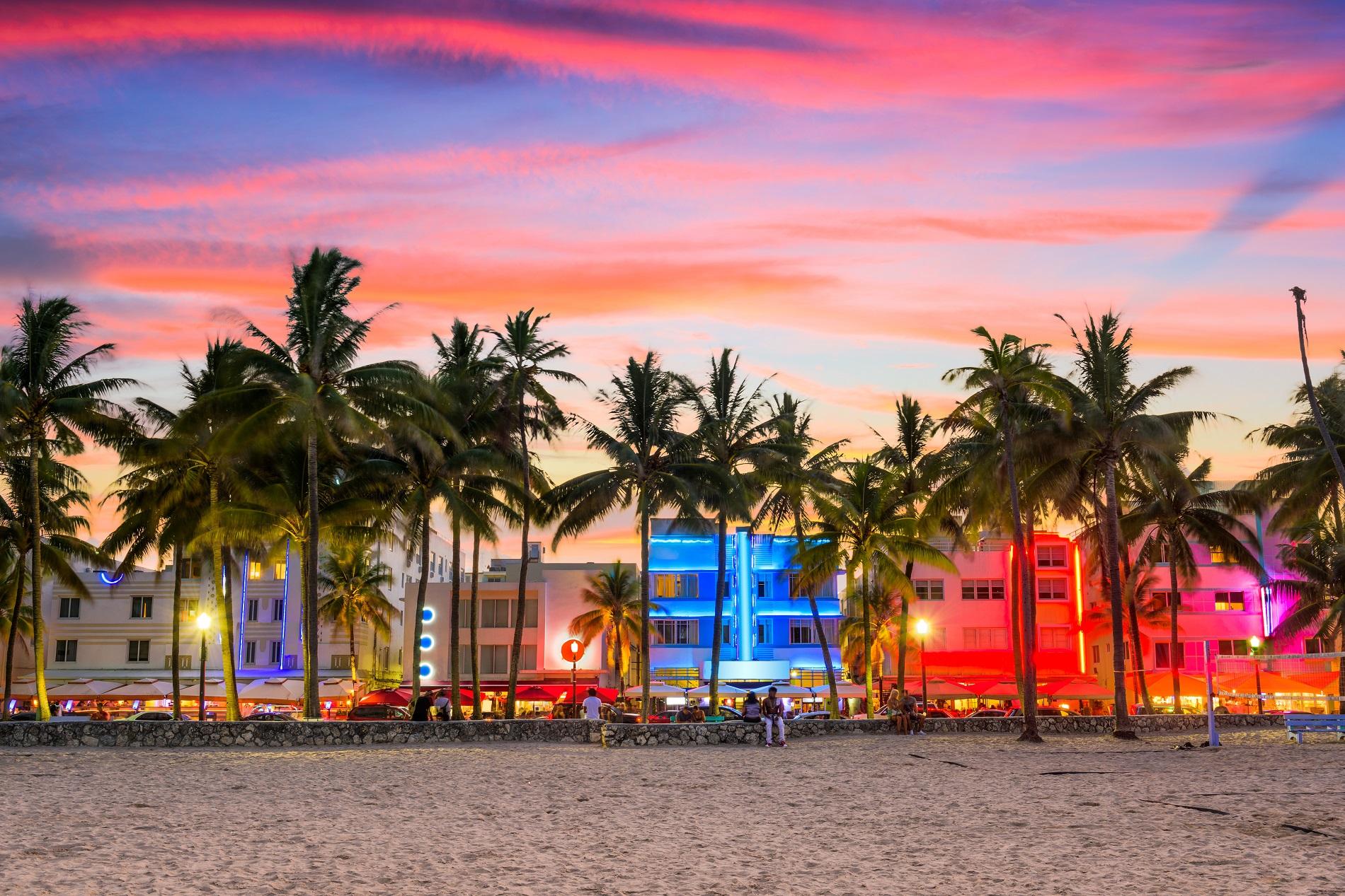 Miami Beach - Art Deko