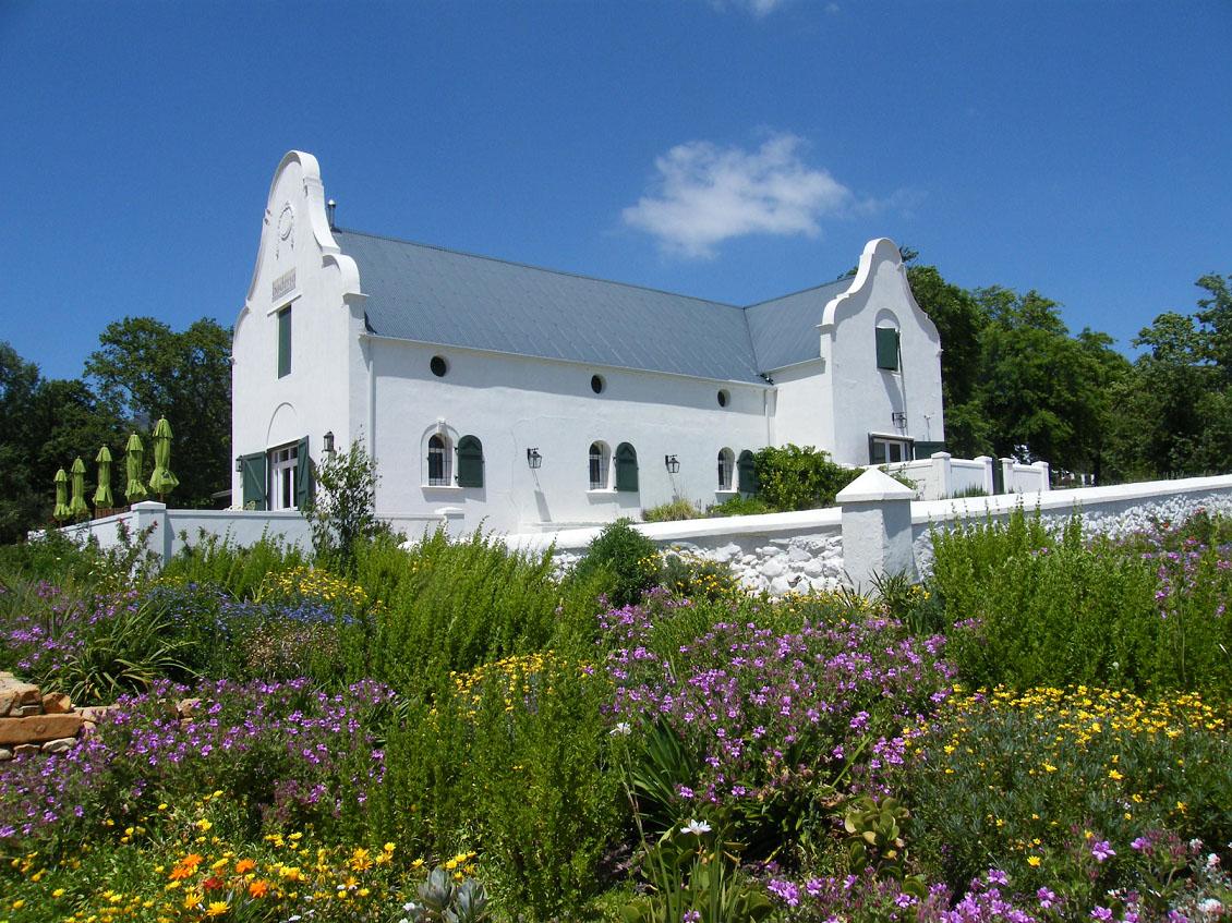 Südafrika - Cape-Dutch-House