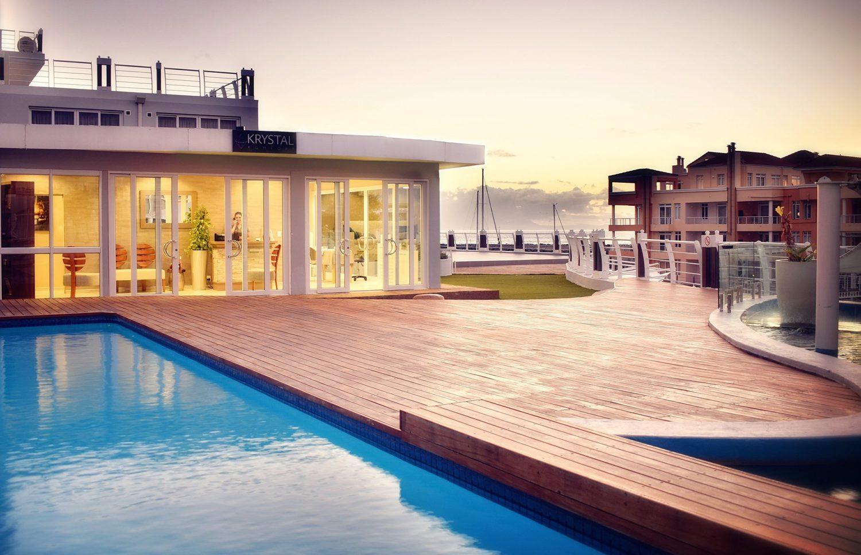Südafrika Krystal Beach Hotel