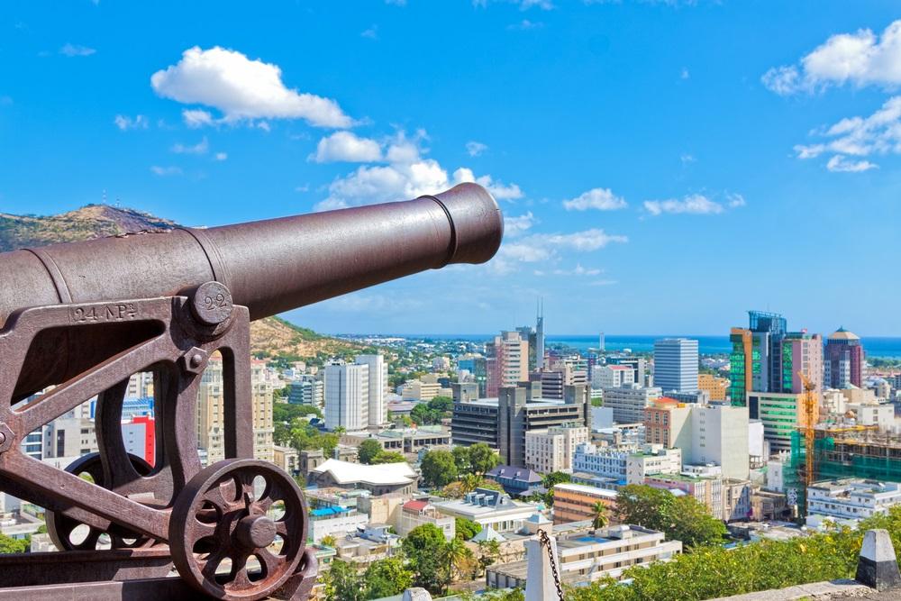 Mauritius - Fort Adelaide