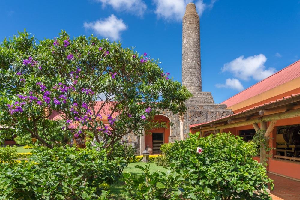 Mauritius - Rhumerie de Chamarel