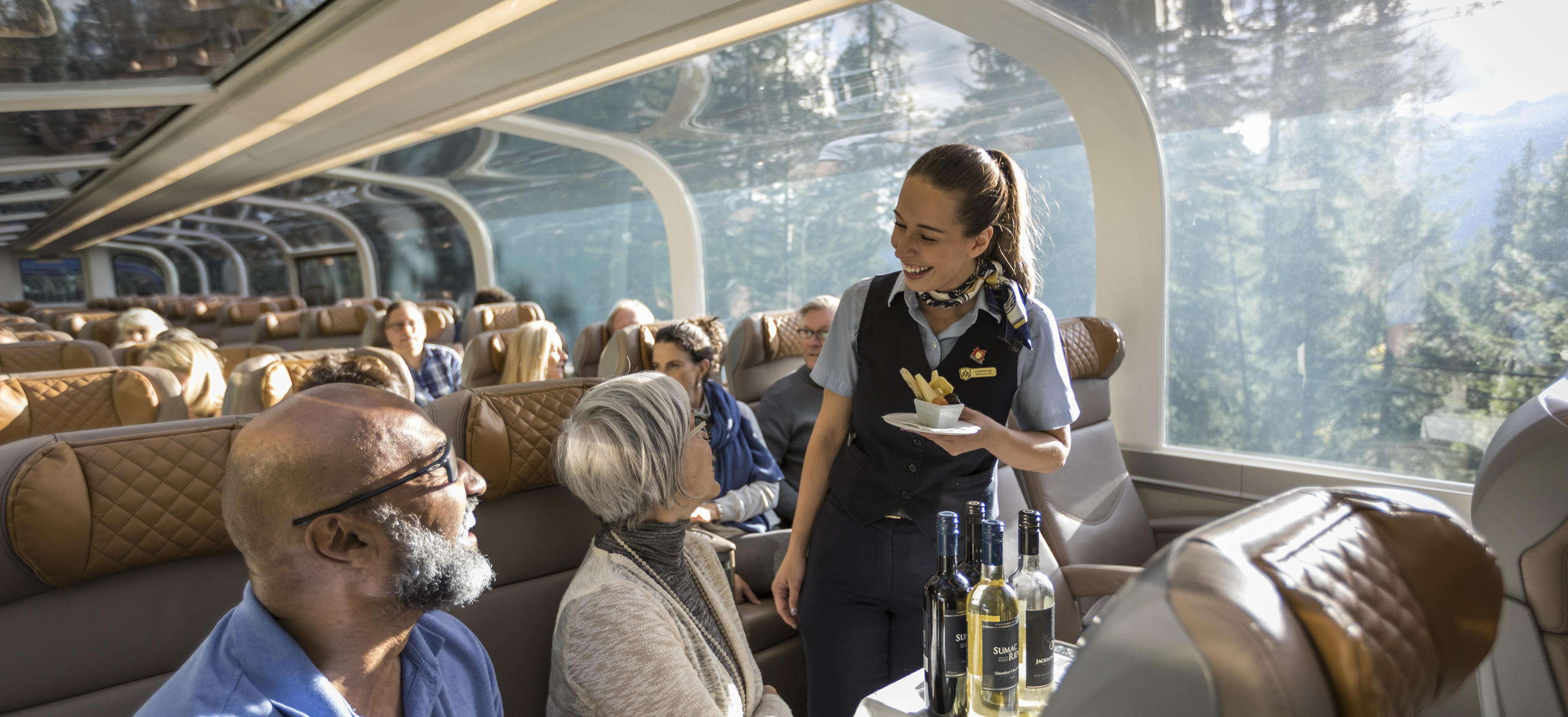Goldleaf | Rocky Mountaineer