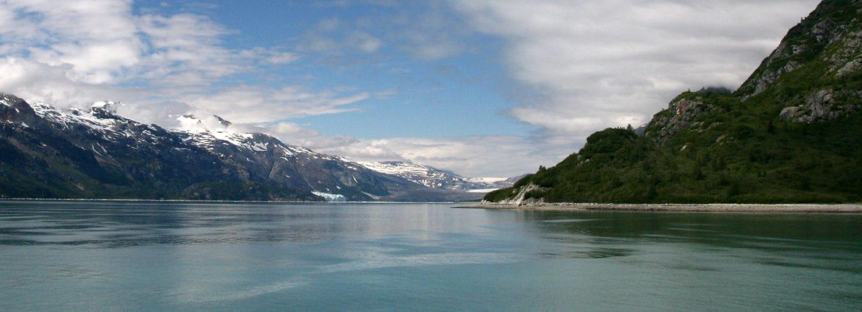 Glacier Bay | Alaska Kreuzfahrt Cunard
