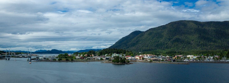 Sitka | Alaska Kreuzfahrt Cunard