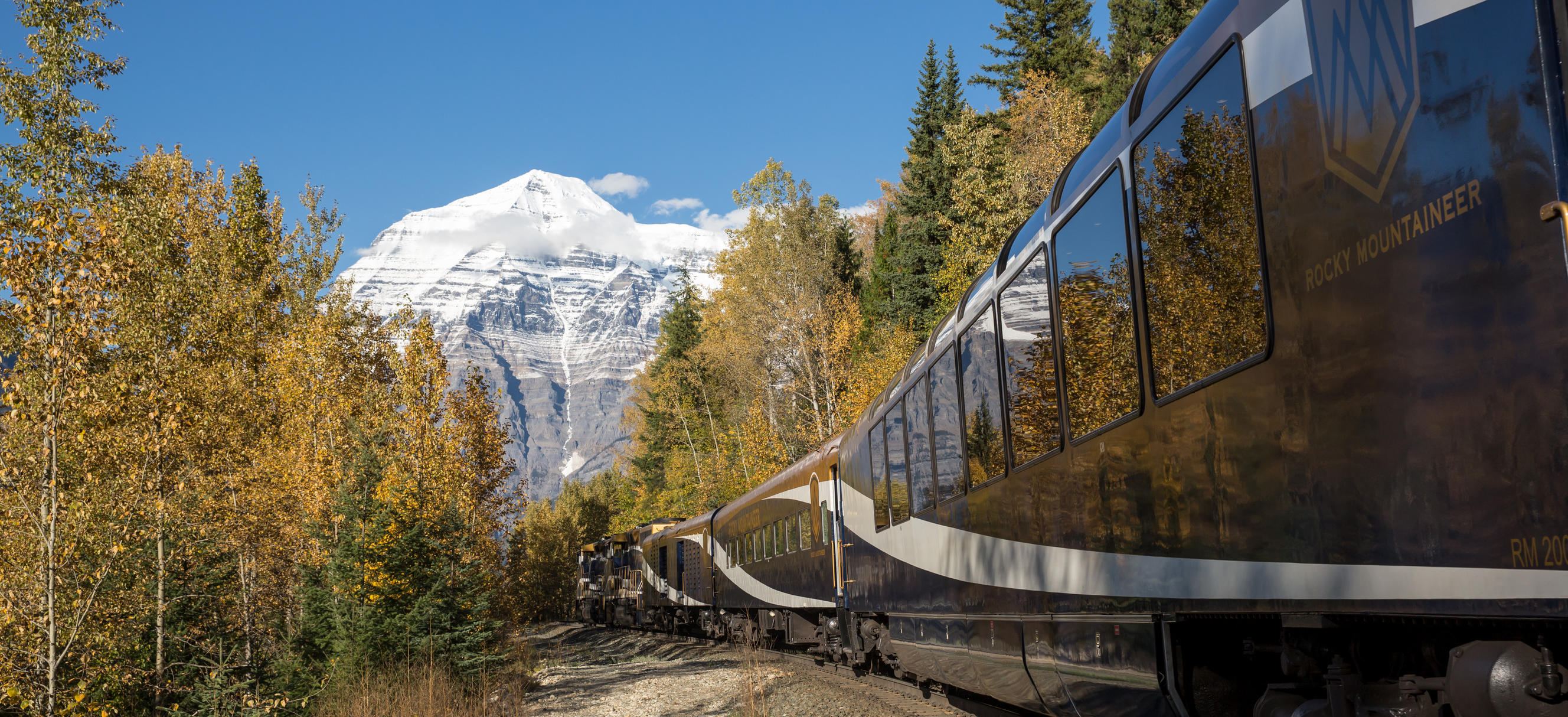 Journey Through The Clouds - Mount Robson | Rocky Mountaineer