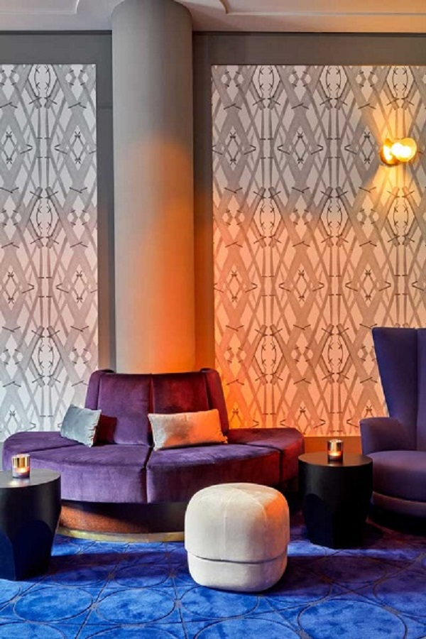 Design Hotel Tortue - Lobby
