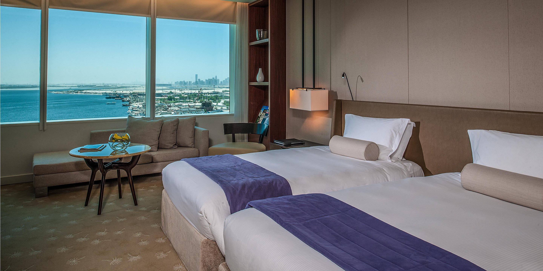 Intercontinental Dubai Festival City Deluxe Waterfront